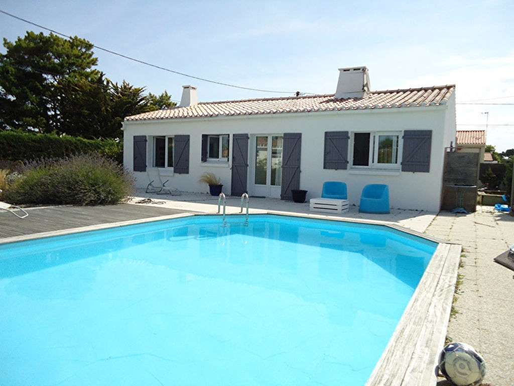 A vendre maison saint jean de monts 79 m l 39 adresse for Piscine de saint jean de monts